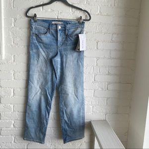 New Athleta Skulptek Skinny Jeans Sz 6 NWT